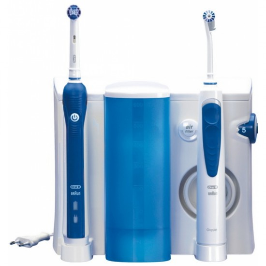 Braun OC 20 Oral-B Professional Care 8500 DLX OxyJet Center