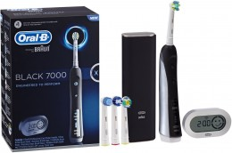 Braun D 36.555.5x Oral-B Triumph Professional Care 7000 Black