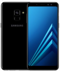 Samsung Galaxy A8 2018 32GB Black (SM-A530FZKD)