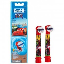 Oral-B EB10 Stages Power Cars 2шт