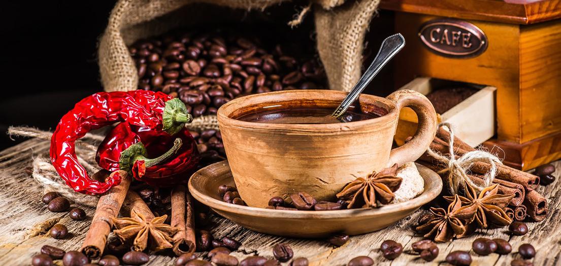Ароматизированный кофе (со вкусом)
