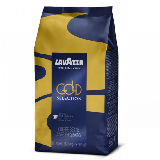 Кава в зернах Lavazza Gold Selection зерно 1кг