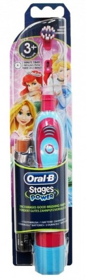 Oral-B DB 4.510 Stages Power (принцесса)