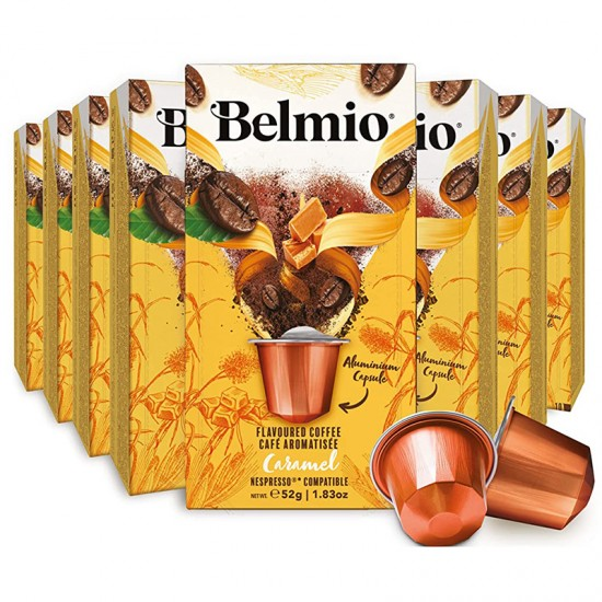Кофе в капсулах Belmio French Caramel (10 шт.)