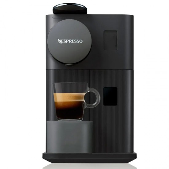 Капсульная кофеварка Delonghi Nespresso Lattissima One EN500 Black