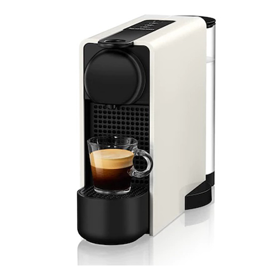 Nespresso Essenza Plus White (C45)