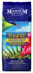 Кофе в зернах Magnum Exotics Hawaiian-Hazelnut Whole Bean 907 г