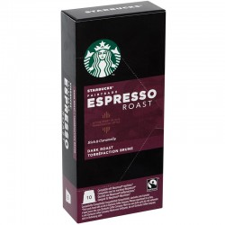 Starbucks Nespresso Fairtrade Espresso Roast (10 шт.)