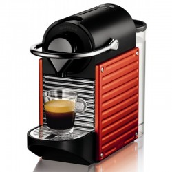Nespresso Pixie C61 Electric Red