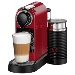 Nespresso Citiz & Milk C123 Cherry Red