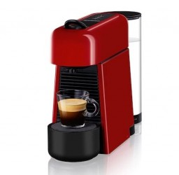 Nespresso Essenza Plus Cherry Red (D45)