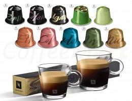Кофейные капсулы Nespresso ассорти Master Reviving (10 шт.)
