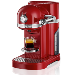 Капсульная кофеварка KitchenAid Nespresso Empire Red 5KES0503EER/4